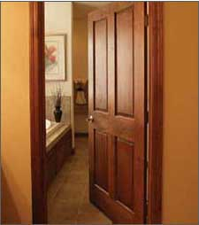 Интериорни врати - правилен избор