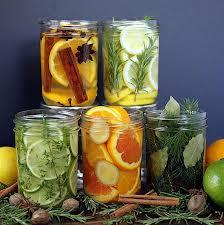 ароматизатори от нарязани плодове