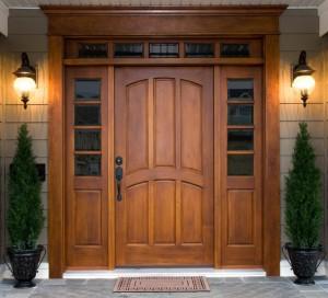 входна блиндирана врата