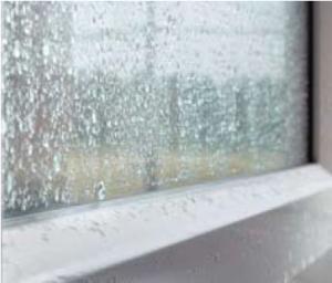 конденз на влага при прозорците